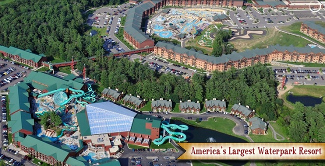 Glacier Canyon Wisconsin Dells March 4 6 3 Bed Vacation Rental United States Ebay